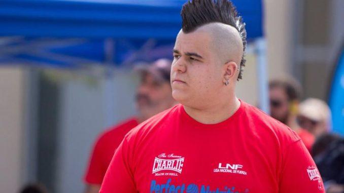 Daniel Castaño. Foto de David Ríos Rueda.