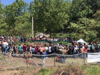 Más de 5.000 personas participan en el VI Día del Cazador celebrado en Jarandilla de la Vera