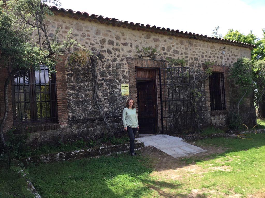 Cristina Herraez., Centro de Interpretación del Paludismo de Losar
