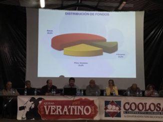 """Julio Suárez, presidente de Coolosar: """"Se habla de una posible reducción del 50% en la producción de tabaco a partir de 2020"""""""