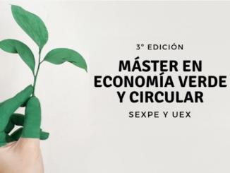 Máster en Economía Verde y Circular en Extremadura