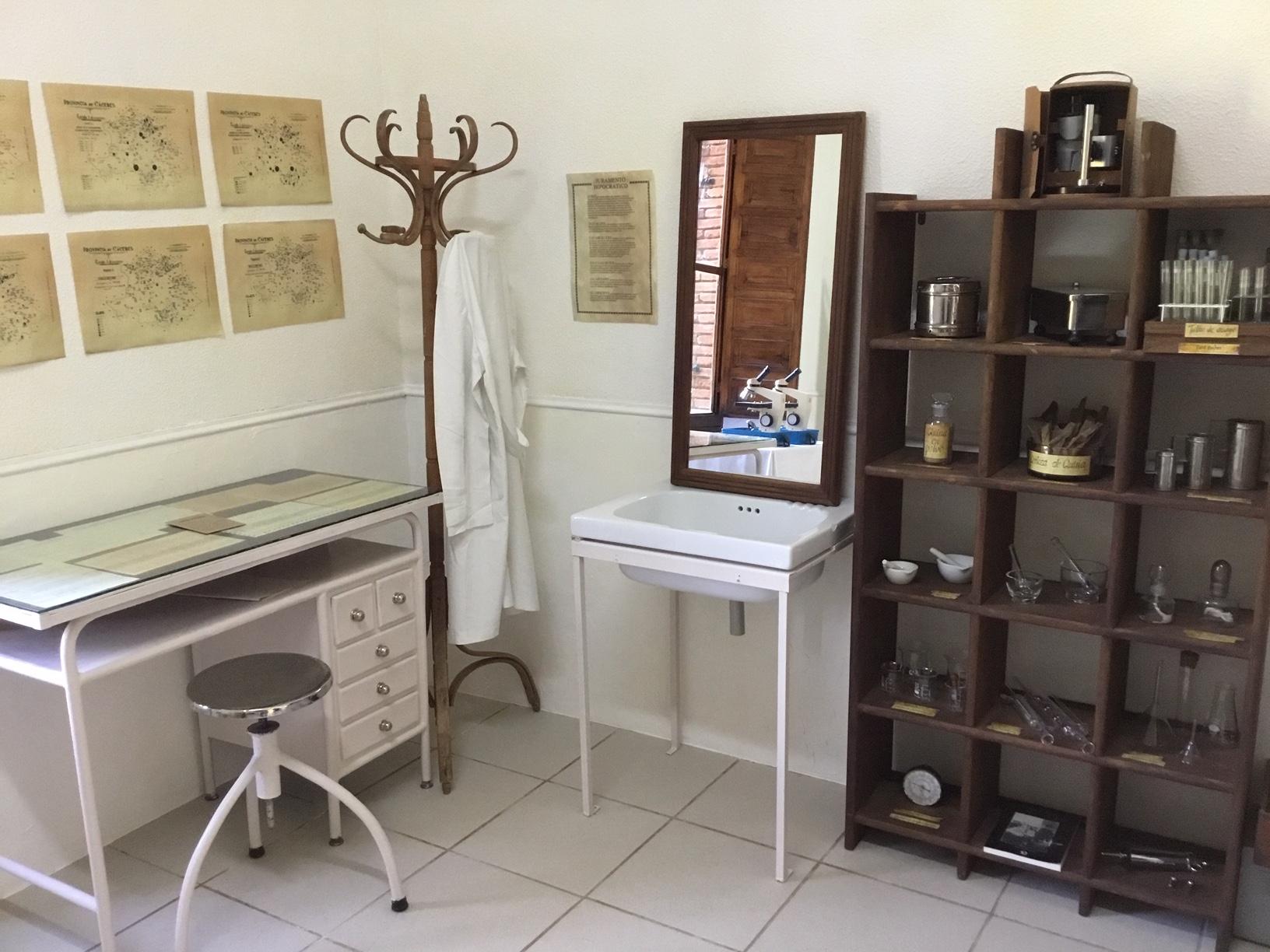 Centro de Interpretación del Paludismo de Losar
