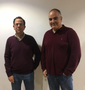 Ángel Amor Morales y Alberto Gil Chamorro