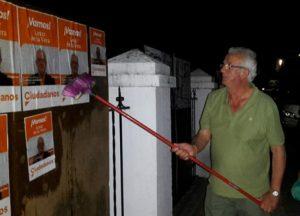 Pepe Naharro, candidato de ciudadanos por Losar