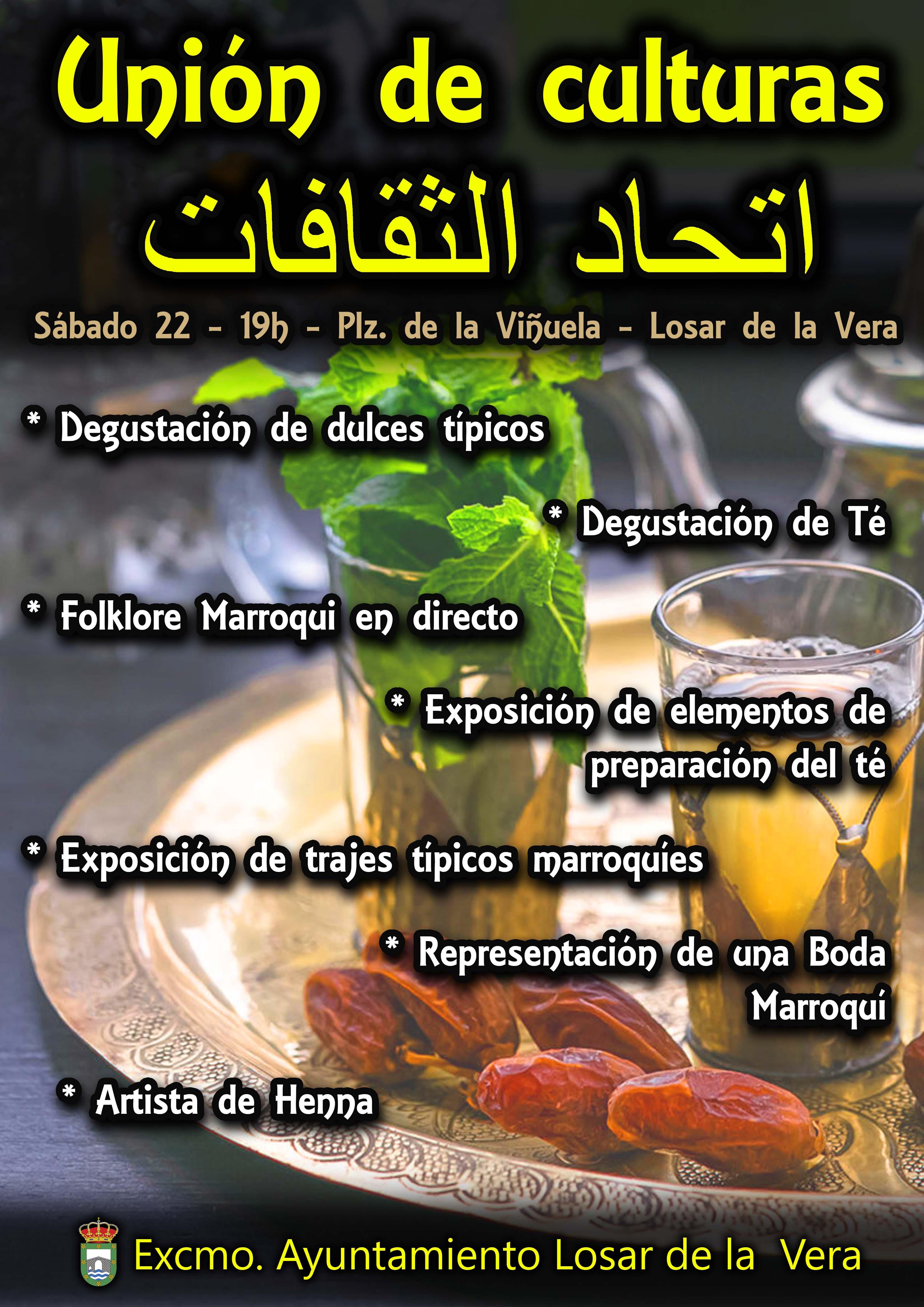 Las mujeres marroquíes de Losar organizan una jornada cultural