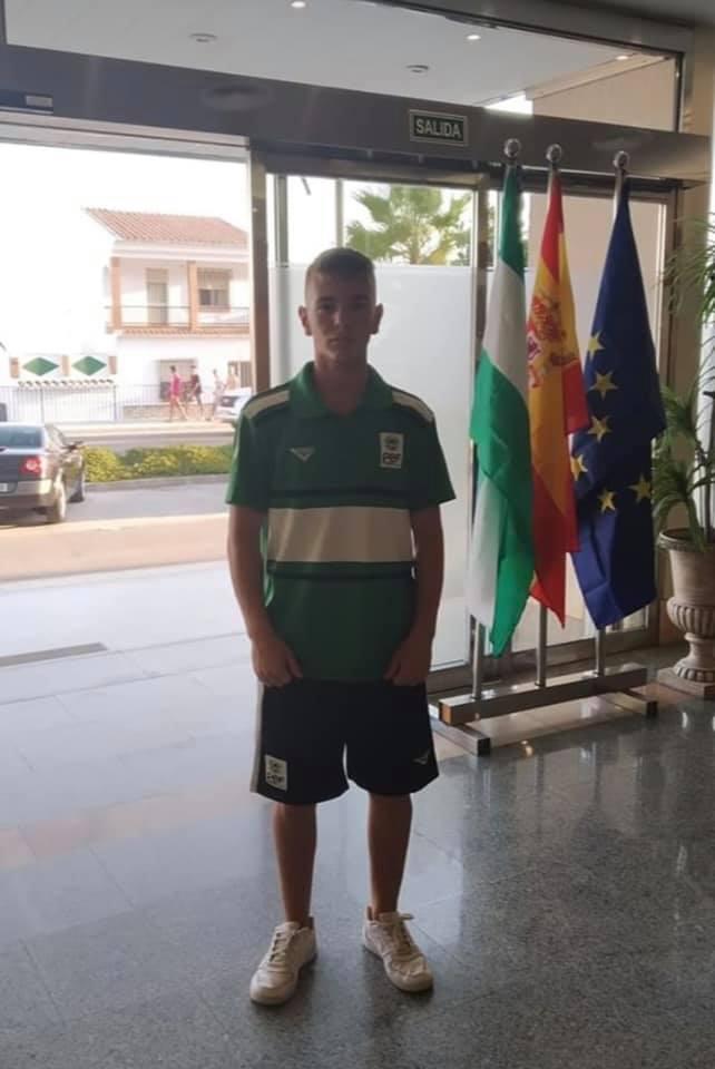 Alejandro Blázquez Llamas disputará el Campeonato de España Cadete de Fútbol Playa