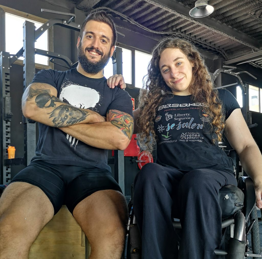 Loida Zabala buscará una plaza para los Juegos Paralímpicos de Tokio 2020 en Kazajistán
