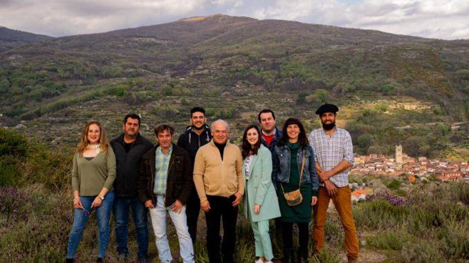 Extremadura Unida Garganta la Olla
