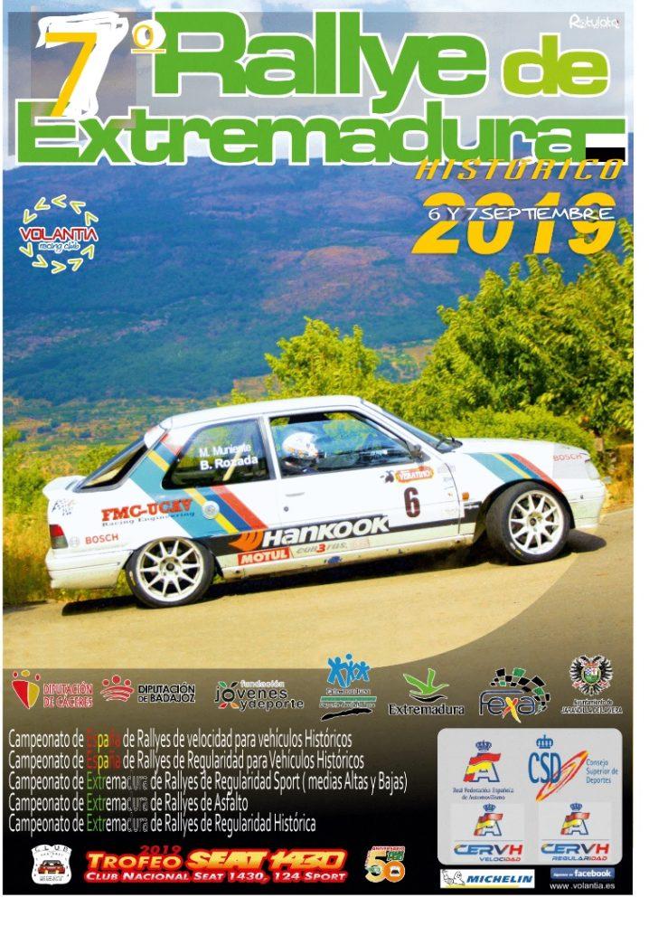 Jarandilla de la Vera acogerá una nueva edición del Rallye de Extremadura Histórico