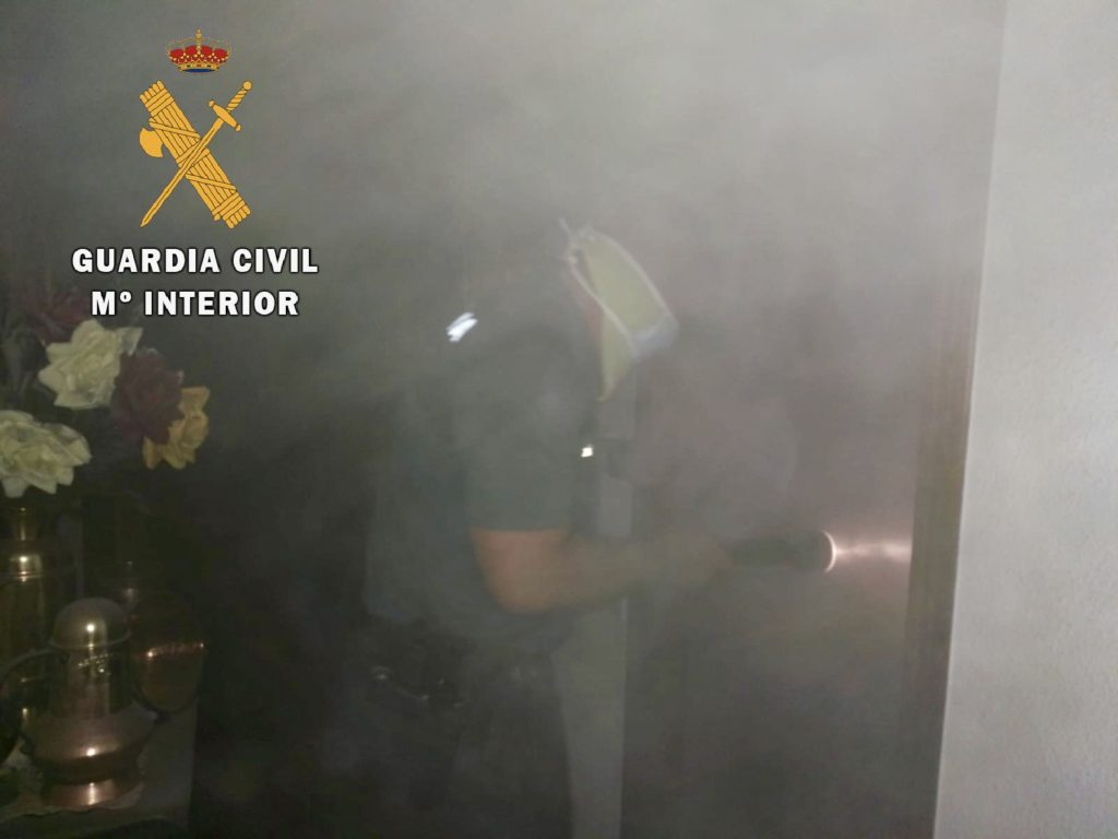 guardia civil jaraiz