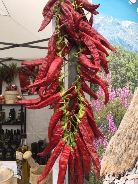 Feria Sabores de La Vera