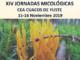 jornadas micológicas en cuacos de yuste