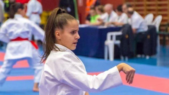 karateca de pasarón Inés Muñoz
