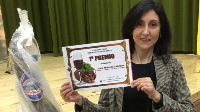 concurso vino de pitarra 2019, comarca de la vera