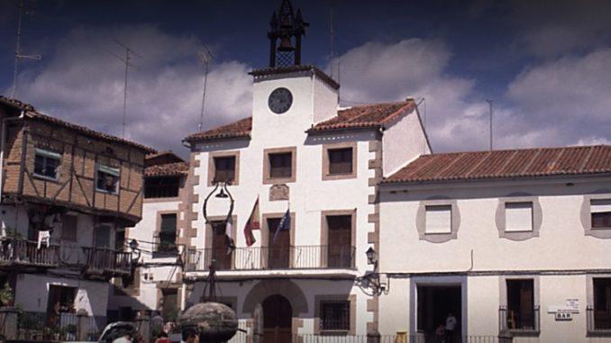ayuntamiento cuacos de yuste