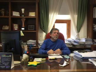 Antonio Caperote, alcalde de Villanueva