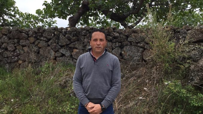 Javier Garcia, alcalde aldeanueva